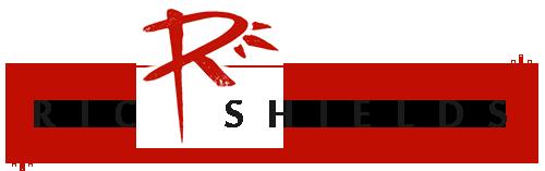 main Ric Shields creative portfolio site brand logo transparency