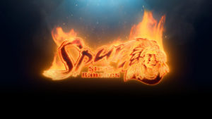 spur steak ranches commercial flaming logo