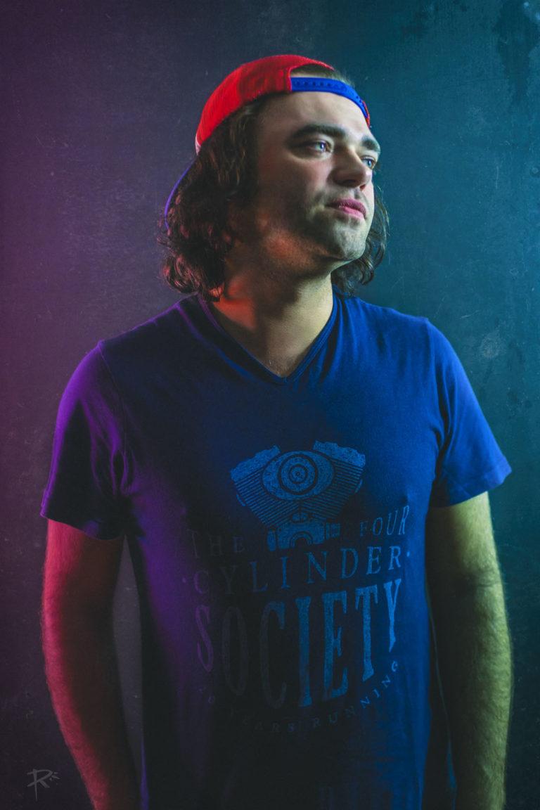 atlantic south guitarist charlie portrait
