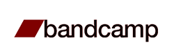 bandcamp streaming button