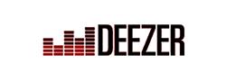 deezer streaming button