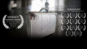 short film godmother bloody briefcase award winning